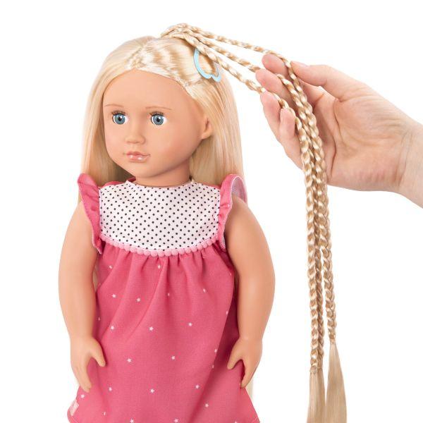Кукла Our Generation Хейли 46 см с растущими волосами (BD31246)