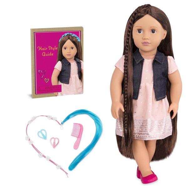 Лялька Our Generation Кейлін 46 см зі зростаючими волоссям (BD31204Z)