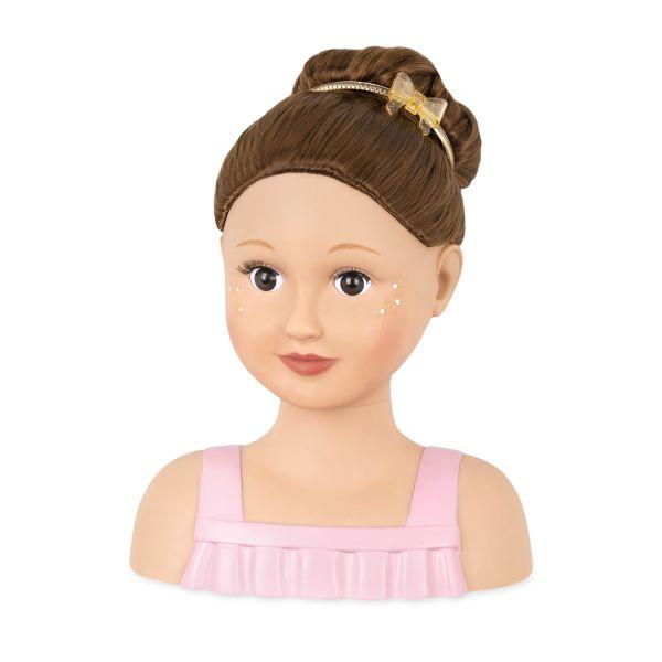 Лялька Our Generation Модний перукар брюнетка (BD31167D)